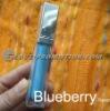 HOT! Fruit Flavor Shimmer LED Lip Gloss-Blueberry