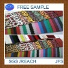[Free sample] colorful 0.4mm cotton suede fabric for clothes