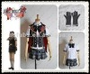 Final Fantasy Type-0 Queen COSPLAY COSTUMES CC37