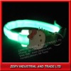 Fashion flashing led cat collar