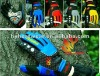 2012 new and colorful leica rechargeable battery heated bicycle gloves