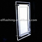single or double sided Crystal LED Light Box