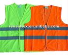 3M Reflective Tape HI VIS Green Orange Safety Waistcoat