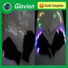 2012 hot sale christmas party LED flashing light led magic gloves light-up gloves