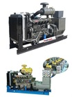 Weichai,LOVOL,VOLVO,DEUTZ,CUMMINS engine series diesel generator set with ATS box