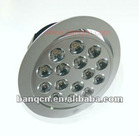 15*1W powerful led ceiling lights with CE,RoHS approved