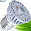 Superbright Low Price 3x1W E27 E22 LED Spot Light (CE&ROHS)
