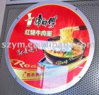 YM-A Series Super Slim Crystal Light Box