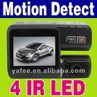 4IR LED HD Car Vehicle Camera DVR Recorder Black Box SP-107