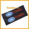 Car Truck Seat Belt Protector Embroidered Safety Shoulder Cover pads for Ford(FD-SBC-Ford)