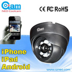 Mini dome wifi ip camera from NEO Coolcam