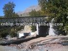 steel bridge and bridge template