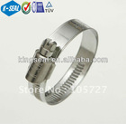 Germany Type Stainless Steel hose clamp types KEBG12X040SS