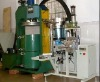 Semi-automatic filling and capping machine for Silicone Sealant