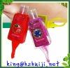 29ml anti-bacterial plastic holder hand sanitizer