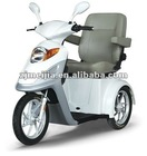 white mobility tricycle adults