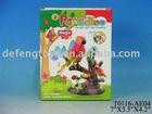 Flashing light&Sound conrol bird toy