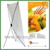 Outdoor And Indoor X Banner Stand