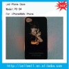 PC-34 NEW Sense Flash light Case Cover for Apple iPhone 4 4S 4G LED LCD Color Changed