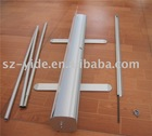 standard economical roll up banner stand (aluminum alloy cover)
