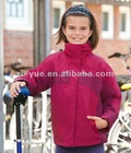 Girl's winter 2 in 1 function jackets