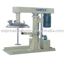High speed disperser for paints and inks