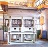 Gypsum block hydraulic machine