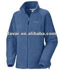 soft shell jacket chaqueta 100% polyester nano fleece camo color