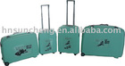 PP suitcase and trolley case