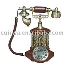 Continental Phone/Ancient Style Corded Telephone