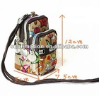 Hotsale waist bag with mobile phone