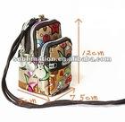 Hotsale waist bag with mobile phone