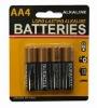 Dry battery D,C,AA,AAA R6P,LR03