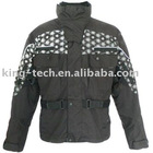 Men's retro-reflective Motorcycle Racing Wear