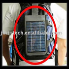 Portable Solar Charger for mobile phone, iPod/iPhone,MP3/MP4 players