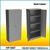 Two-door powder coated Metal Cabinet