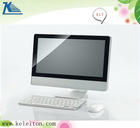 18.5 inch Win 7/XP/Vista all in one computer with Intel dual core D2700/2.13GHz