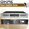 Professional power amplifier PA series
