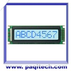 LCD display modules 8x1Characters/8x1 lcd with diffrent color