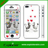 5G mobile skin for iphone