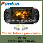 "Wifi portable 4.3"" 64bit android infrared game console"