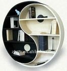 modern decorative bookcase,customerized bookcase