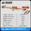 FOSHAN YONGDA YD-800 full automatic environmental protection cutting and grinding production line