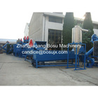 200-2000kg/h plastic scrap washing machine for PP PE PET