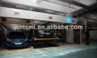 Mechanical Automated Smart Parking System