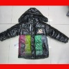 boys new designer winter jacket with fur clothes