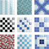 """48mm (2"""" mosaic) Many Colors Wholesale Mosaic Tile for hot sale Y48A02"""