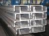 Steel Channel of JIS standard