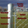Fence Post/Fittings