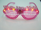 happy New year led party glasses,light led glasses